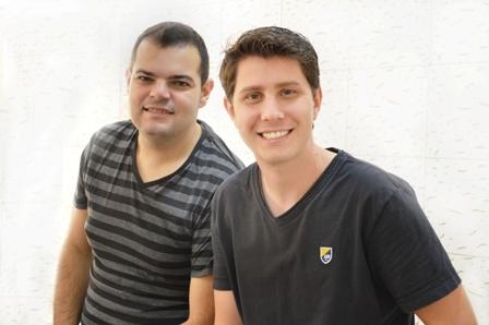 Anderson e Zinho