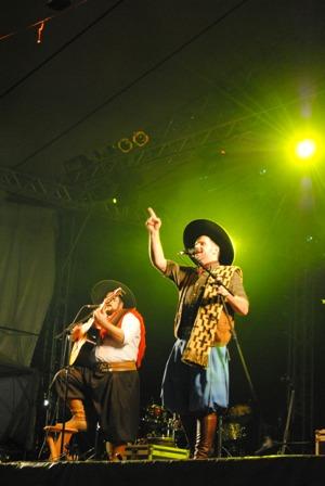 César Oliveira e Rogério Melo encerram a FEMI 2012