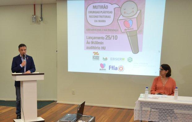Santa Catarina lança mutirão de cirurgias de reconstrução mamária