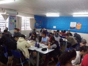 Escola Paul Harris participa de projetos do Sesc sobre educação empreendedora