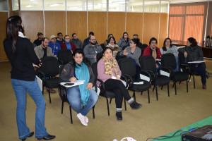 Projeto Semear promove capacitação de multiplicadores