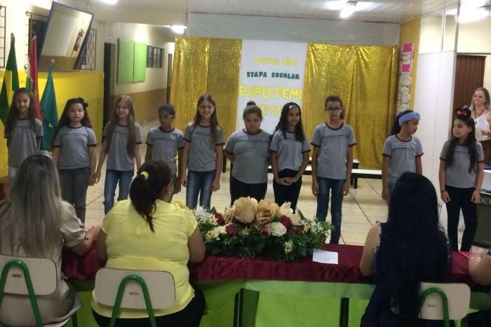 Secretaria Municipal de Educação faz seletiva para escolha da Rainha e Princesas Kids da ExpoFemi