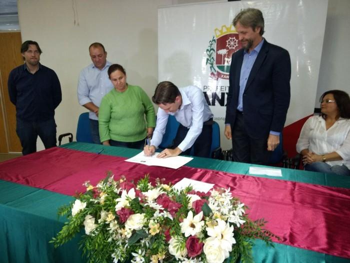 Prefeitura recebe R$ 1,250 milhão através de emenda parlamentar para realização de obras