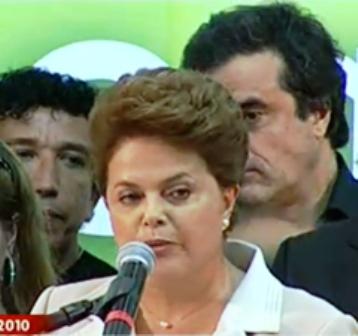 Dilma diz que a meta é erradicar a miséria do Brasil