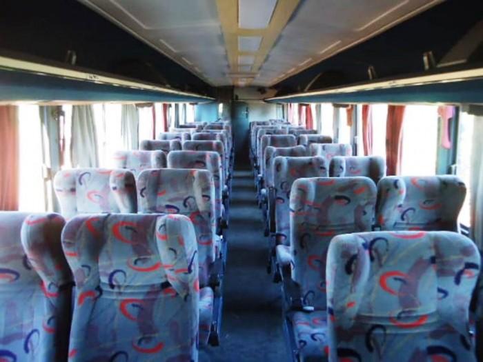 Passos Maia recebe ônibus doado pela Receita Federal