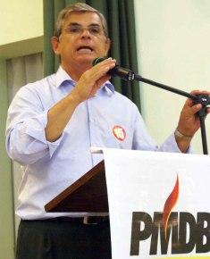 Prévias do PMDB escolhem Pinho Moreira