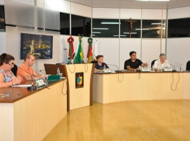 Sessão da Câmara de Xanxerê deve ser na BR-282, no dia 17