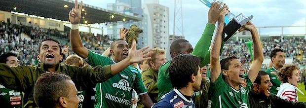 Chapecoense empata e dá adeus à Divisão Principal do Catarinense