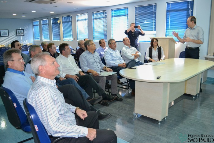 Governo Estado atrasa repasse de recursos e renovação de convênio com o Hospital Regional São Pa