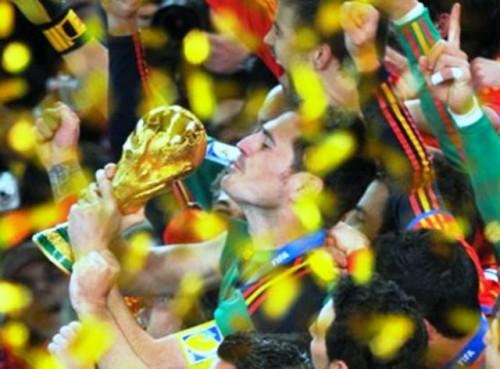 Espanha: campeã do mundo com melhor defesa e pior ataque