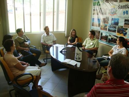 Reunião da Comissão da defesa civil