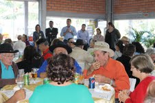 Grupos de Idosos e Clubes de Mães visitam Parque Rovilho Bortoluzzi