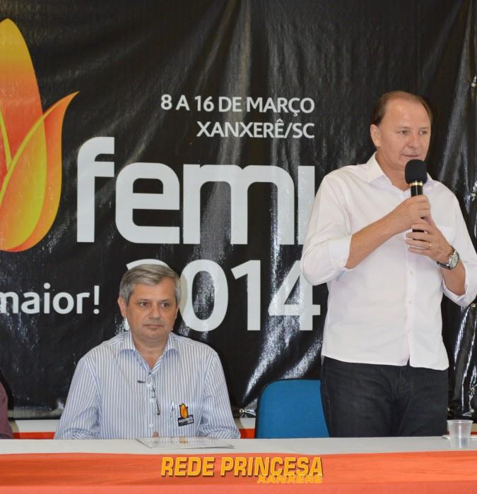 Só Pra Contrariar na EXPO FEMI 2014