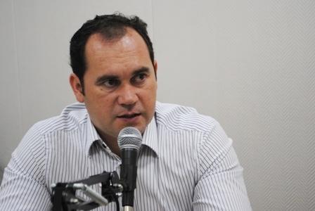 Indústria e comércio são prioridades de Wilson Martins dos Santos